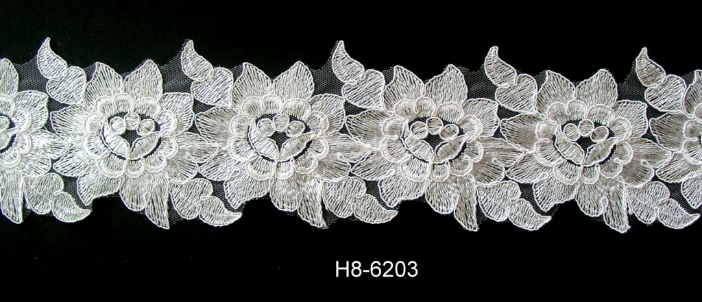 H8-6203 WHITE