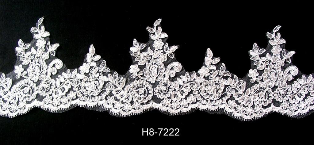 H8-7222 WHITE